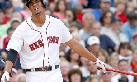 WHERE IN THE WORLD IS XANDER BOGAERTS ?!