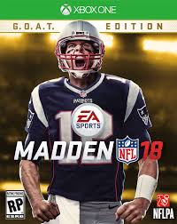 Brady Is Immortal: The Madden Curse Falls on Brady's Favorite Reciever