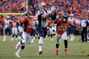 Gronkowski's back-Not holding him back this week