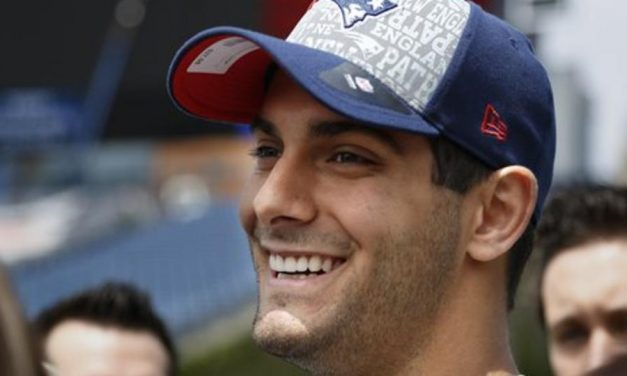 Could the Patriots sign Garoppolo to a long-term deal?