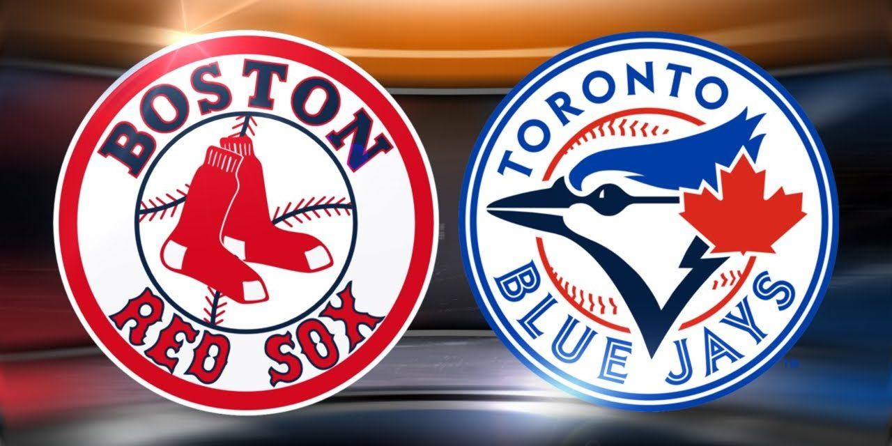 Red Sox vs. Blue Jays (Series Recap)