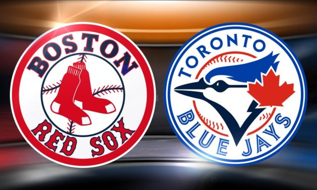Red Sox vs. Blue Jays (Series Recap)