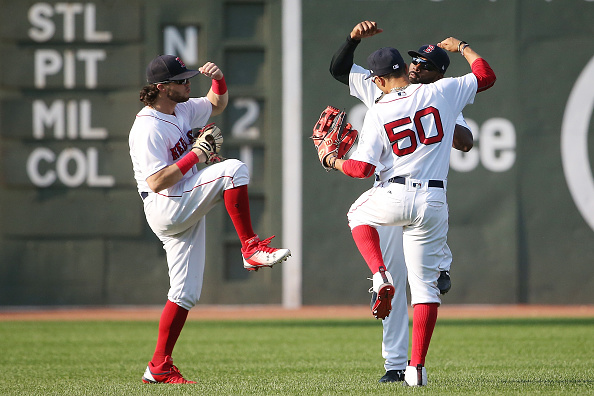 It's September 1st Red Sox Final Stretch of the Regular Season Begins