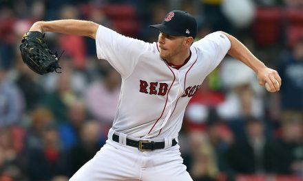Red Sox Playoff Pitching Rotation