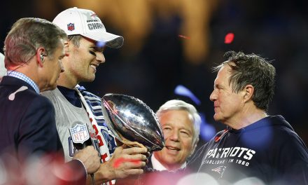"Belichick breaks the ""Patriot Way"" for Brady"