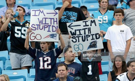 A Quick Analysis of the Patriots' Week 4 Match-Up Against the Panthers