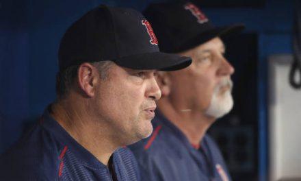 Farrell Falls Short as Sox Biggest Flaw