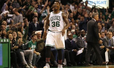 Marcus Smart Drops 20 Pounds Over the Summer