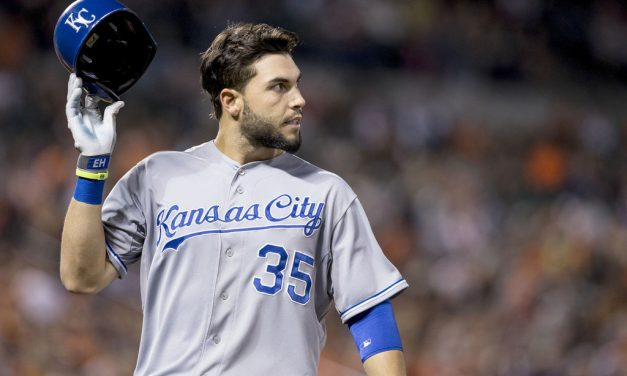 Why the Red Sox Need Eric Hosmer