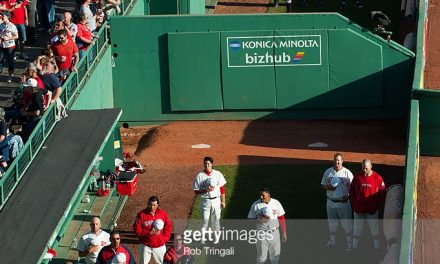 Red Sox Postseason Numbers Crunch in Bullpen