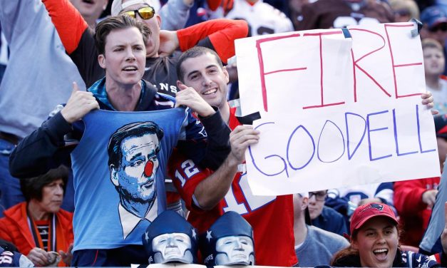 2017 Patriots' Opener: The Average Fan's Day