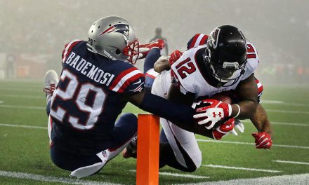 Johnson Bademosi — The Next Man Up