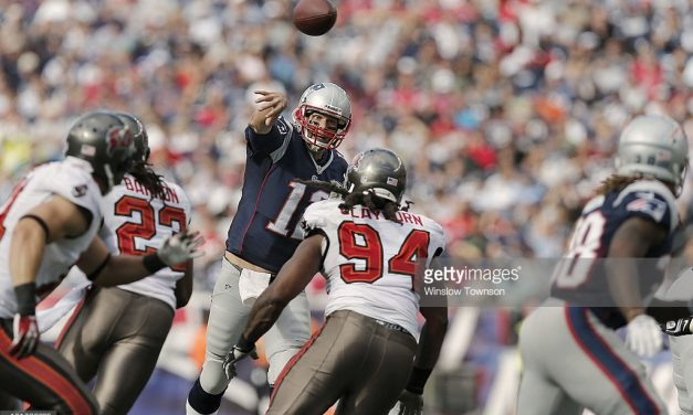 A Quick Analysis of the Patriots' Week 5 Match-Up Against the Buccaneers