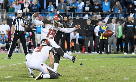 Has Aguayo Found A Home In Carolina?