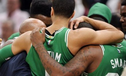 Door Open for Young Celtics to Step Up
