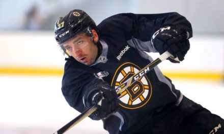 Bergeron Plans to Return This Weekend