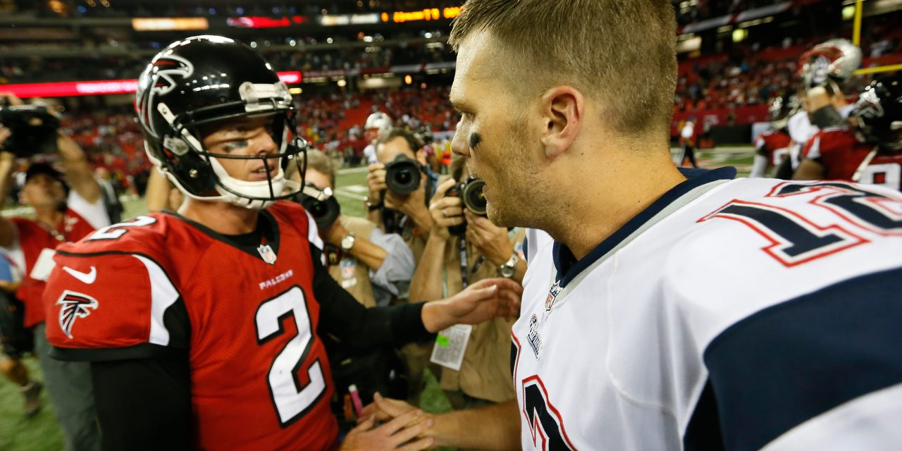 Patriots-Falcons Q & A with The Falcoholic