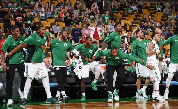 Boston Celtics Rising in the Eastern Conference