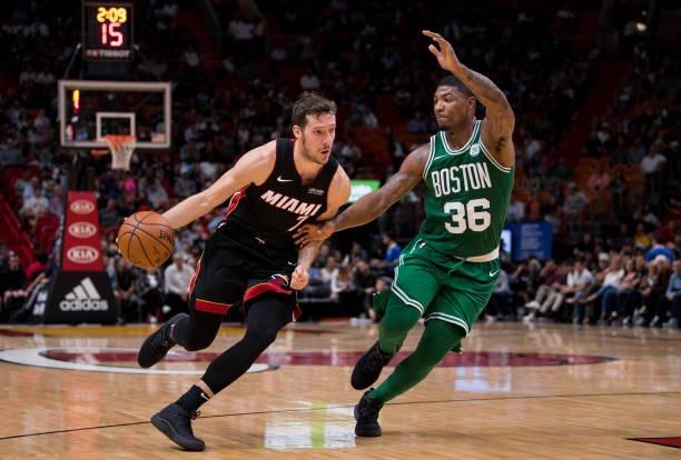 Marcus Smart defense