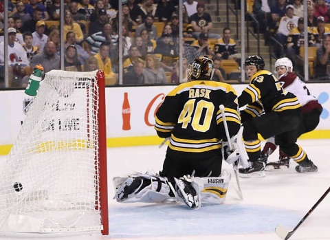 Bruins Fall to Avalanche Again Wednesday