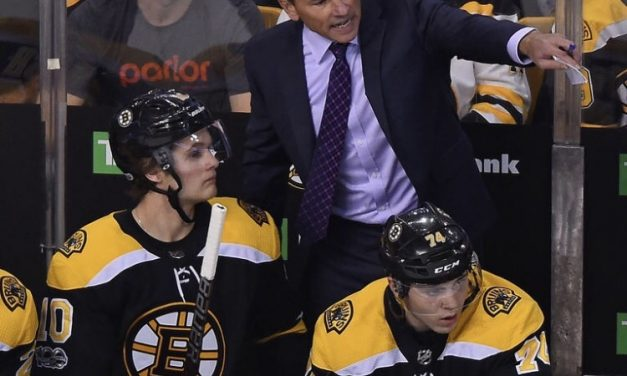 Bruins Show Lack of Mental Toughness in Latest Collapse