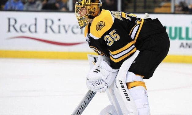 The Bruins Should Have a Goaltender Controversy