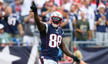 Could Martellus Bennett return to the Patriots?