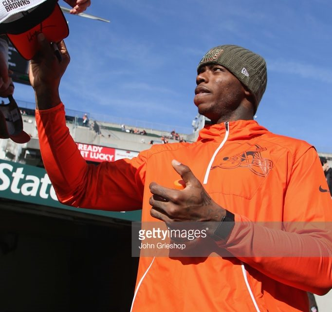 Rising from the Ashes: Josh Gordon's Return to the Gridiron