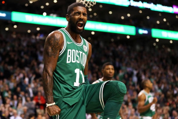 With Kyrie Irving, Boston May Win It All