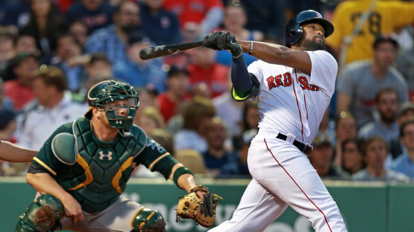 Jackie Bradley Jr. Has To Go!!!