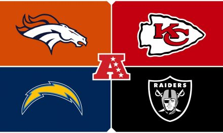 An Unlikely Best of the AFC West Emerging?