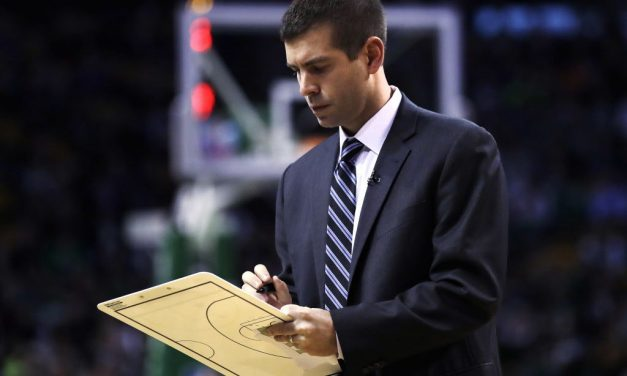 Brad Stevens Might Finally Win Coach of the Year