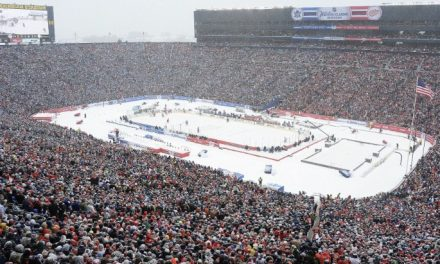 Boston Bruins Face Chicago Blackhawks In 2019 Winter Classic