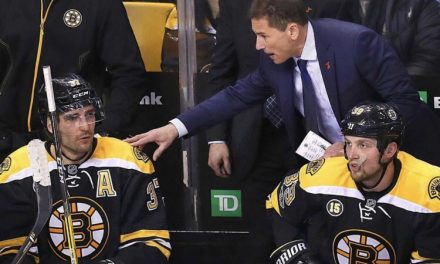 Bruce Cassidy Keeping Bruins Season Afloat