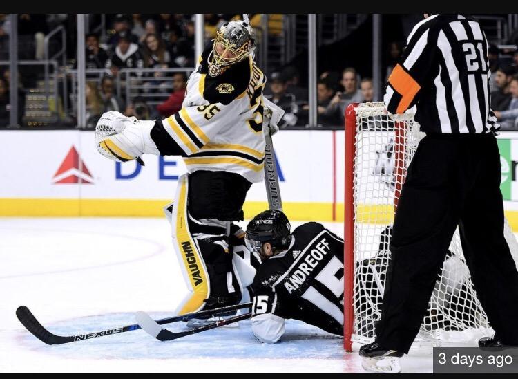 Anton Khudobin Is Carrying the Boston Bruins