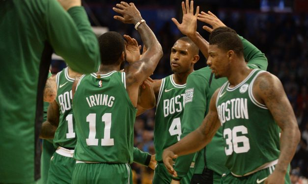 The Celtics' Reign is About to Begin