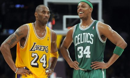 REMEMBERING KOBE: THE CELTICS' BIGGEST ENEMY OF THE CENTURY