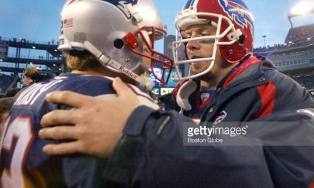 Five Forgotten Classics of Bills-Patriots Rivalry