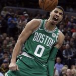 Jayson Tatum Wins Eastern Conference Rookie of Month for December