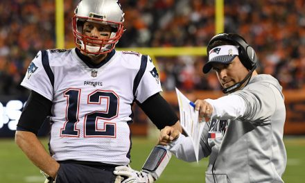Tom Brady Had A Say In Bringing Back Josh McDaniels (@steveA1127)