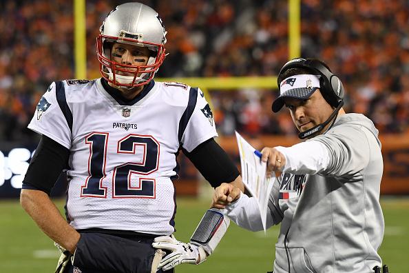 Tom Brady Had A Say In Bringing Back Josh McDaniels (@steveA1127)