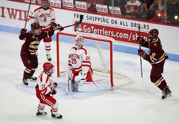 What is Going on with Boston University Hockey?