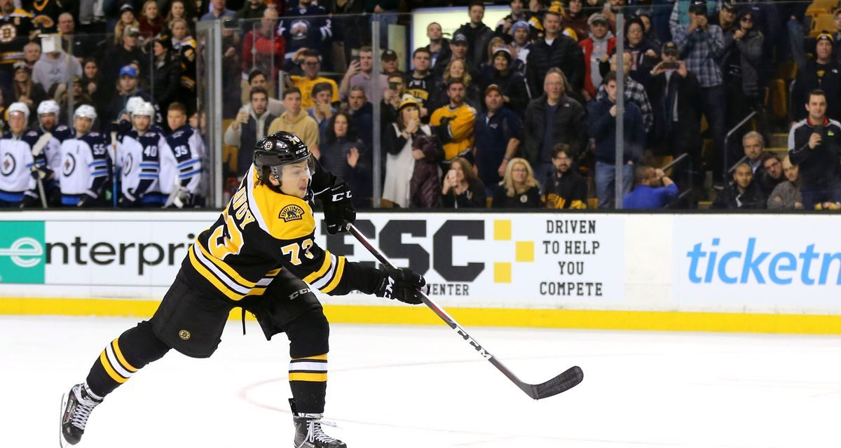 Keys to Bruins' Recent Surge