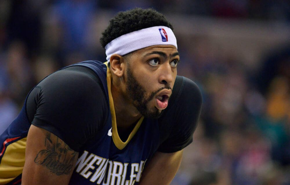 Anthony Davis Just Wants to Win, but Will It Be in Boston?