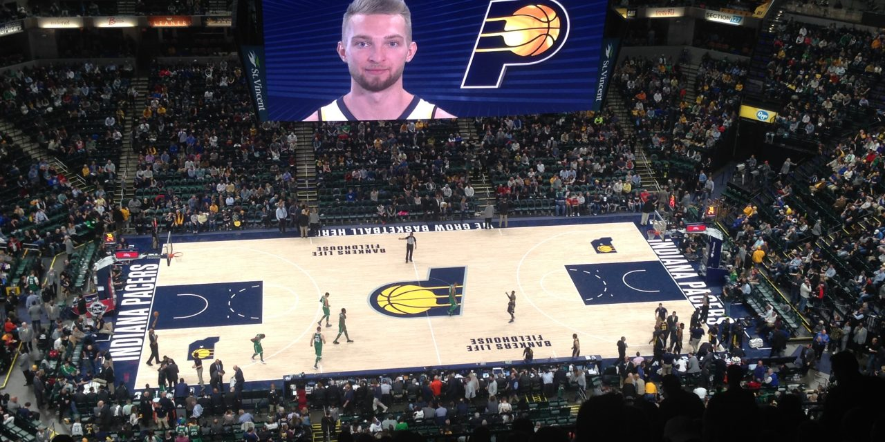 On the Road with the Celtics: Indiana Pacers