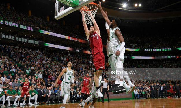 Celtics Continue to Struggle with Former Teammates