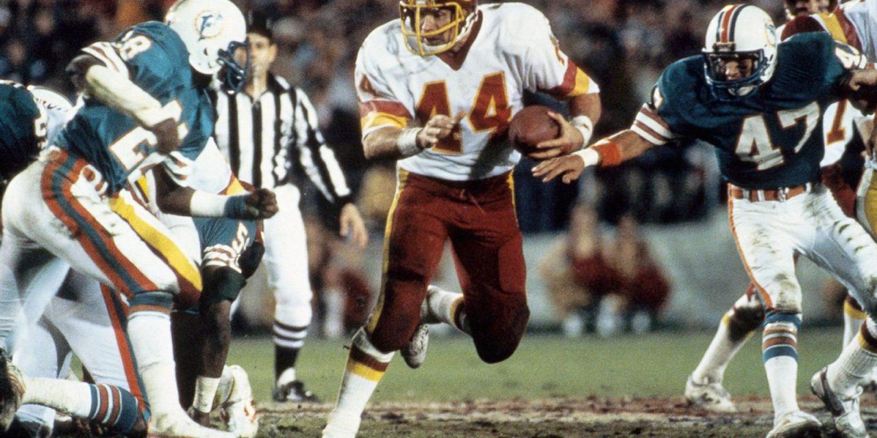 51 Super Bowls in 51 Days – Super Bowl XVII