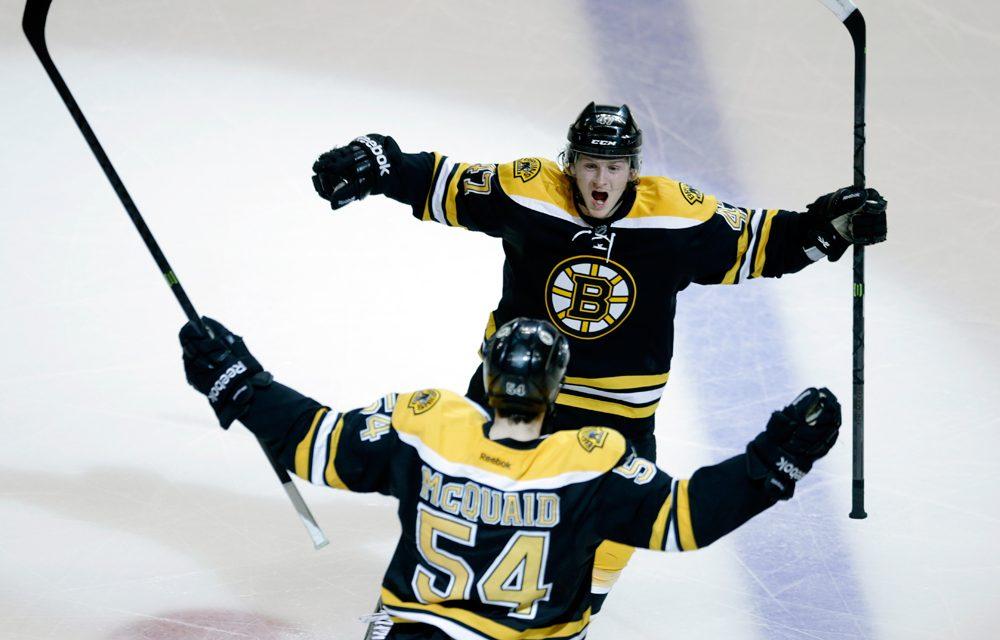 Torey Krug: a Key Element for the Bruins