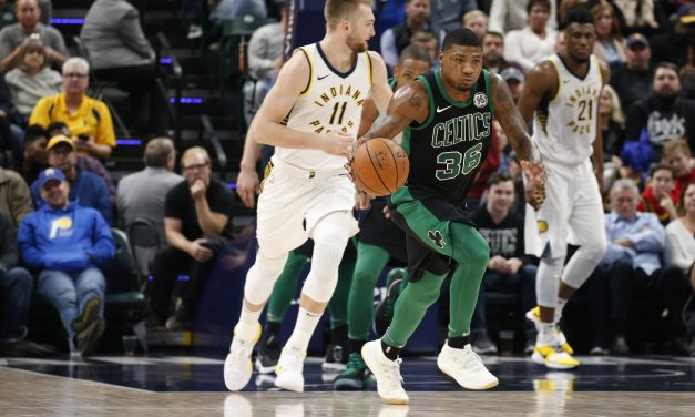 Defensive Warrior Marcus Smart Overcomes Offensive Struggles