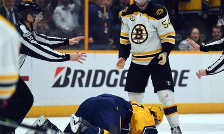 Why fighting needs to stay in the NHL